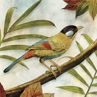 Jungle Bird I Fine-Art Print