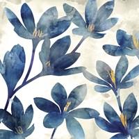 Veranda Blue I Fine-Art Print