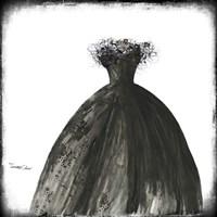 Black Dress I Fine-Art Print
