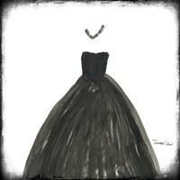Black Dress III Fine-Art Print