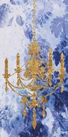 Louis Chandelier II Fine-Art Print