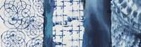 Shibori Patchwork I Fine-Art Print