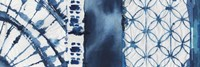 Shibori Patchwork II Fine-Art Print