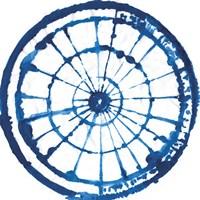 Indigo Dye III Fine-Art Print