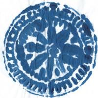Indigo Dye VI Fine-Art Print