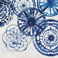 Shibori Rings II Fine-Art Print