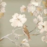 Paradise Magnolia I Fine-Art Print