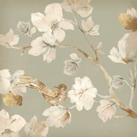 Paradise Magnolia  II Fine-Art Print