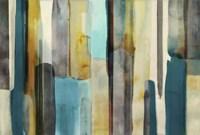 Woven in Teal Fine-Art Print
