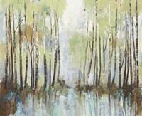 Riverside Reflections Fine-Art Print
