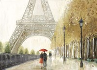 Wandering Paris Fine-Art Print