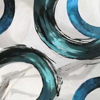 Teal Ring II Fine-Art Print