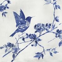 Porcelain Hummingbird Fine-Art Print