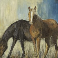 Horses II Fine-Art Print