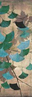 Azure Branch I Fine-Art Print