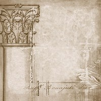 Romanesque I Fine-Art Print