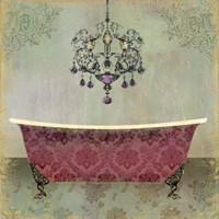Boudoir Bath II Fine-Art Print
