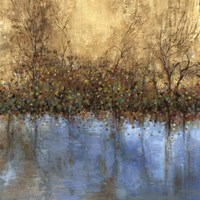 Indigo Landscape Fine-Art Print