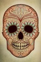 Day of the Dead Skull II Fine-Art Print