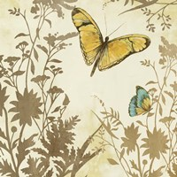 Butterfly in Flight I Fine-Art Print