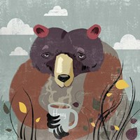 Honey Bear Fine-Art Print