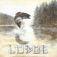 Lodge Fine-Art Print