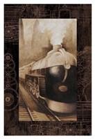 Locomotive Fine-Art Print