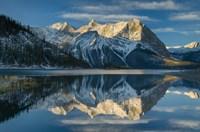 Kananaskis Lake Reflection Fine-Art Print