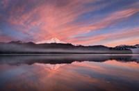 Sunrise Over Mount Baker Fine-Art Print