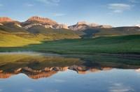 Rocky Mountains Montana Fine-Art Print