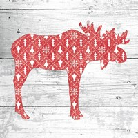 Nordic Holiday IX Fine-Art Print