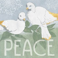 Pastel Christmas II Fine-Art Print