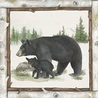 Family Cabin IV Fine-Art Print