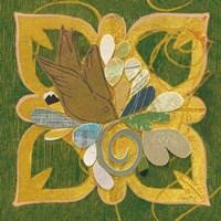 Birds in Spring I Fine-Art Print