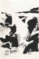 Sumi Waterfall VI Fine-Art Print