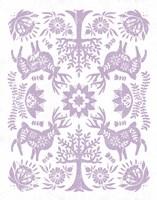 Otomi Deer Pastel Fine-Art Print