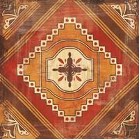 Moroccan Tiles Spice V Fine-Art Print