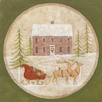 Santas Sleigh Fine-Art Print