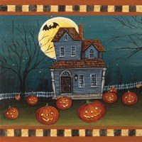 Halloween Eve Fine-Art Print