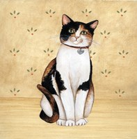 Country Kitty III Fine-Art Print