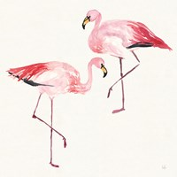 Tropical Fun Bird V Fine-Art Print