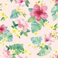 Tropical Fun Pattern VII Fine-Art Print