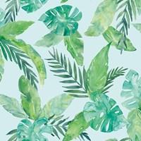 Tropical Fun Pattern VIII Fine-Art Print