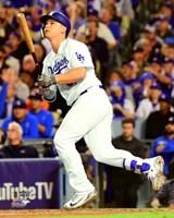 Joc Pederson Home Run Game 6 of the 2017 World Series Fine-Art Print