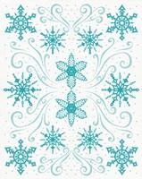 Christmas Otomi I Fine-Art Print