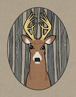 Forest Friends III Fine-Art Print