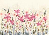 Watercolor Garden Fine-Art Print