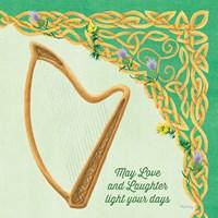 Celtic Charm II Fine-Art Print