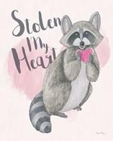 My Furry Valentine I Fine-Art Print