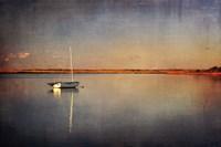 Last Boat in the Bay Fine-Art Print